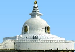 Buddhist Stupa in Lumbini